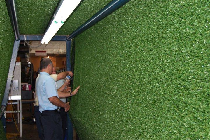מעט על יצרן הדשא סינטטי שלנו