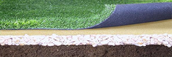 התקנה דשא סינטטי